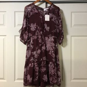 LC Lauren Conrad Runway Collection Dress NWT